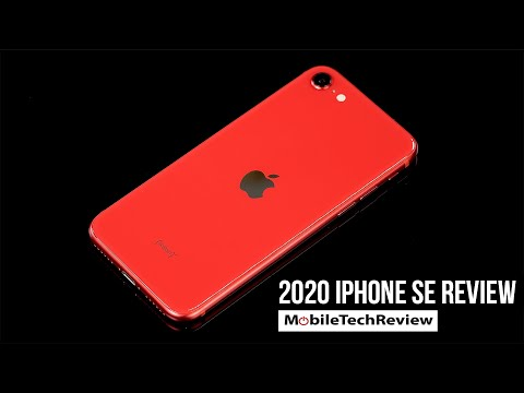 2020 Apple IPhone SE Review