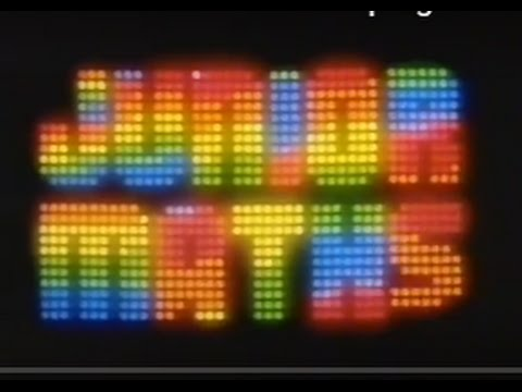 Junior Maths: Animation - Central tv programme for Schools