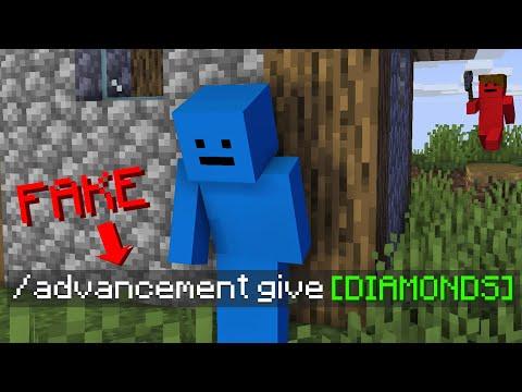 Minecraft Manhunt, But There's No Twist...