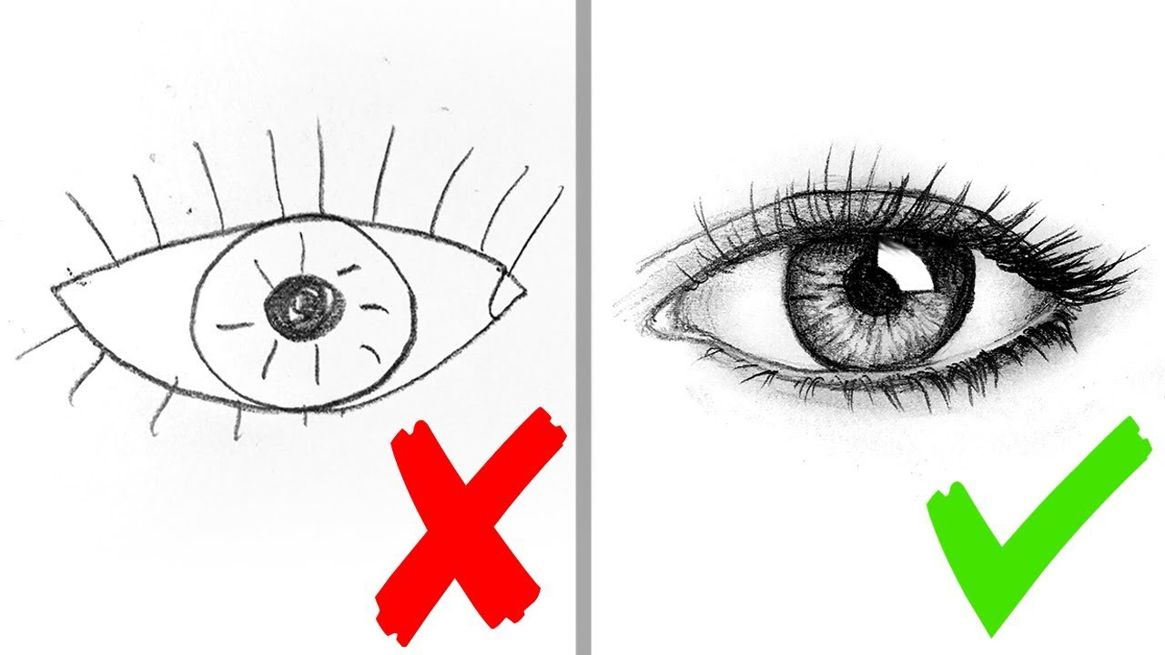 14 absolutely brilliant and easy drawing tips for beginners youtube
