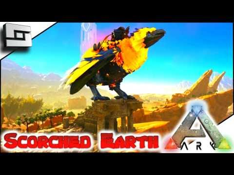 MODDED ARK: Scorched Earth - SUPER DOUBLE EPIC ARGY! E5 ( Ark Survival Evolved Gameplay )