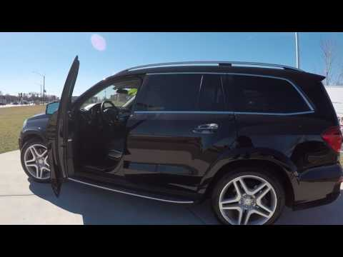 2014 mercedes benz gl class gl 550 4matic st charles il for Mercedes benz st charles il