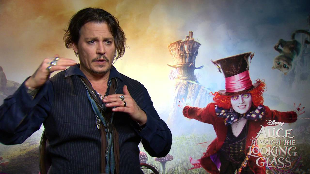 Alice Through The Looking Glass Johnny Depp The Mad