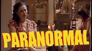¿Escena paranormal en La telenovela Loquito por ti?