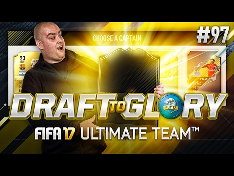 DRAFT TO GLORY! OTW PACKED! RISK WAS WORTH! #97 | FIFA 17 ULTIMATE TEAM
