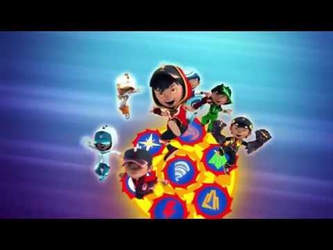BoBoiBoy , Apa aja Nama Kuasa BoBoiBoy Kuasa 7 Ini ? - YouTube