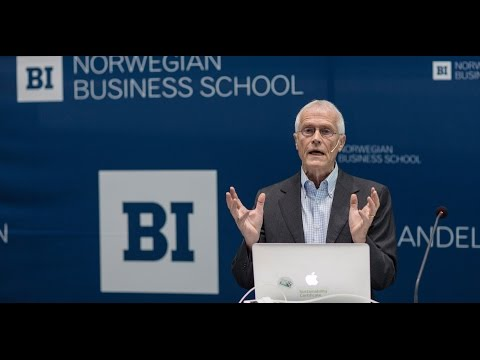 Radical Innovation from The 'Drawdown' Project - Paul Hawken