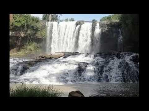 The Bou Sra Waterfall - Boo Sra Waterfall in Mondulkiri Province  - Cambodia travel