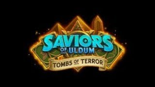 Hearthstone: Tombs of Terror   Chapter 3