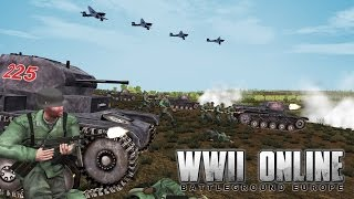 Bluedrake42 Presents ► Battleground Europe: World War II Online