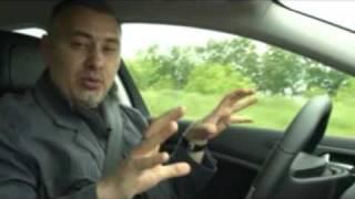 Citroen C5 - Тест драйв с Александром Михельсоном - Часть 2
