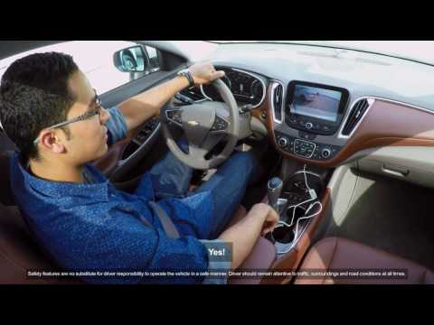 2017 Chevrolet Malibu | Safety