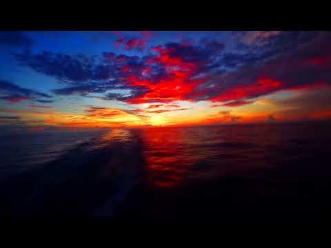 Seaman`s Life. Sunset/ Indian Ocean. На небе только и разговоров, что о море и о закате...