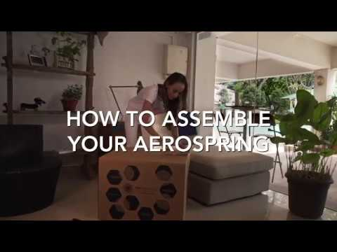 How to assemble your Aerospring