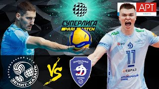 "15.01.2021 🔝🏐 ""Zenit-Kazan"" - ""Dynamo (Moscow)"" 