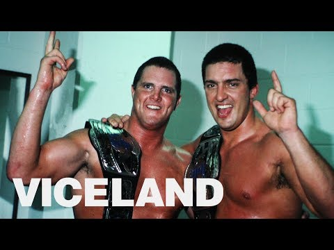 BEYOND THE RING: David Manning on Smuggling Chris Adams out of Israel   DARK SIDE OF THE RING