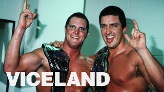 BEYOND THE RING: David Manning on Smuggling Chris Adams out of Israel | DARK SIDE OF THE RING