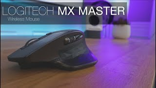 Game Changers - Logitech MX Master & MX Master 2S Mouse Review (Best Mouse for Productivity)