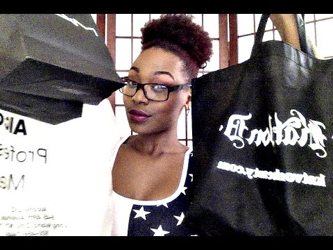 The Makeup Show NYC 2015 Haul!!