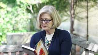 Lynne Leonhardt reads from her book, Finding Jasper