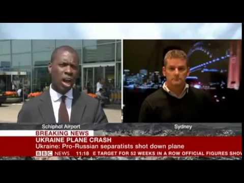 100 AIDS experts shot down on board MH17