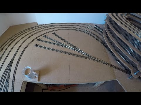 Building a Model Railway #5 – Fiddle Yard – Part 3