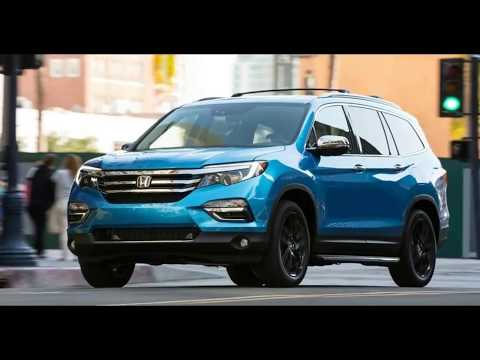 2018 Honda Pilot Elite Review and Specs