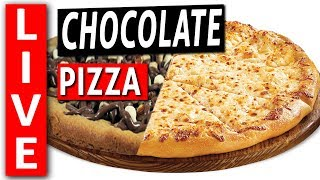 ASK STEVE - Chocolate n' Cheese Pizza - Answering Comments Live