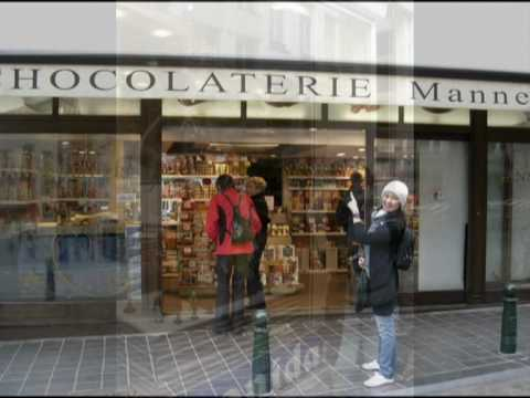 Brussels, BELGIUM..the land of chocolate