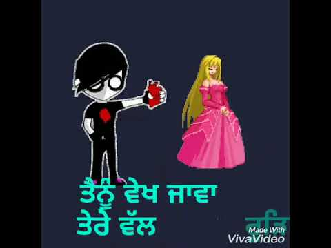 Romentic love stroy for whats app || khab song ( download link in description)