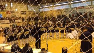 XXIII Campeonato Paranaense de Fanfarras e Bandas 2014 Teixeira Soares