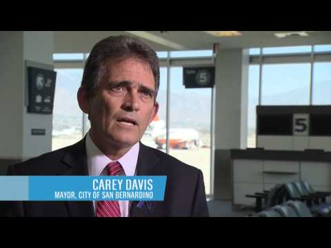 Will Commercial Aviation Ever Take Off at San Bernardino International Airport?