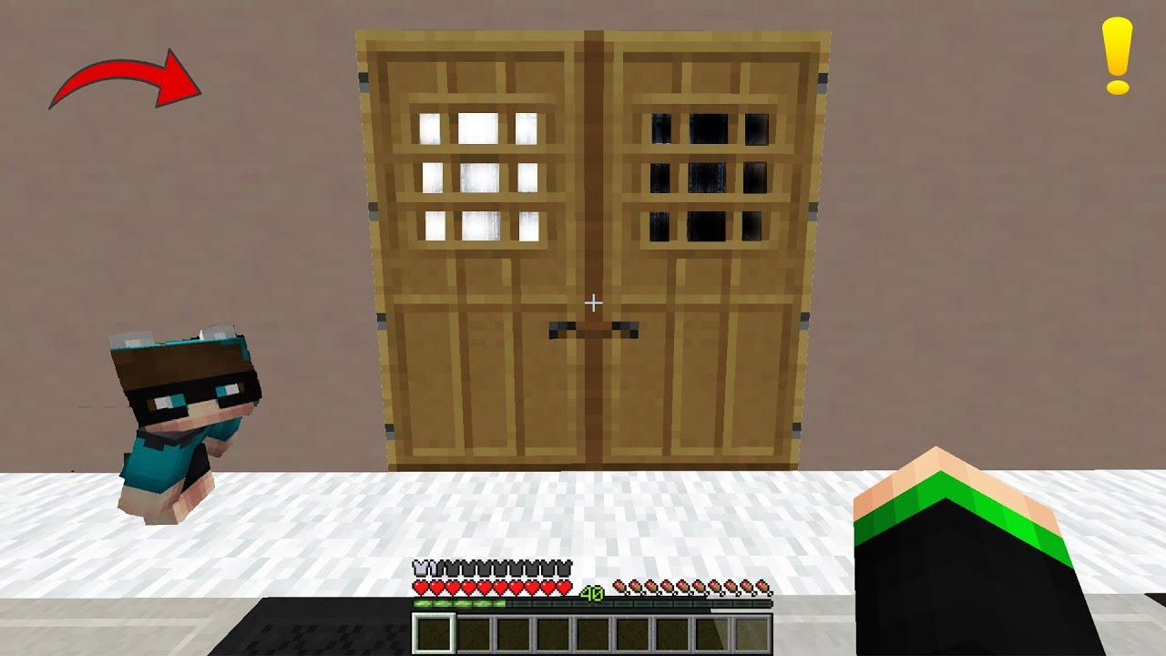 EVİMİZİN İÇİNDE ÇOK GİZLİ ODA BULDUK! - Minecraft