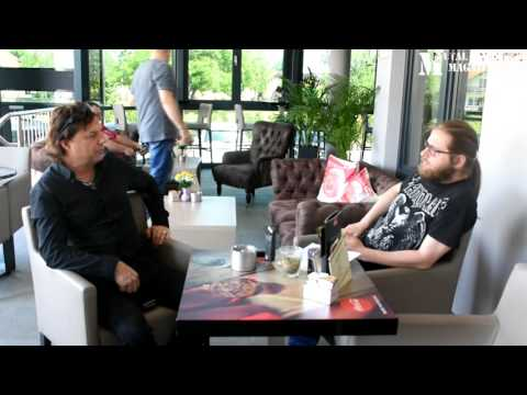 Interview with Andy La Rocque (King Diamond)