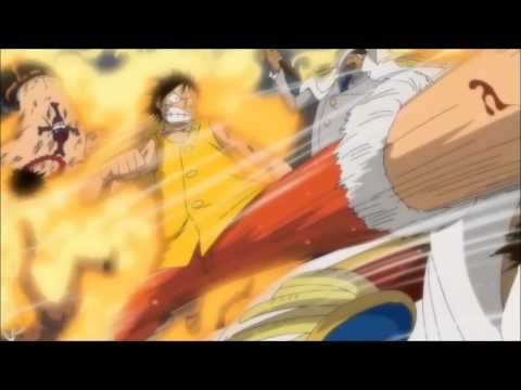 AMV One Piece Marine Ford ~ New World Sound and Thomas Newson: Flute