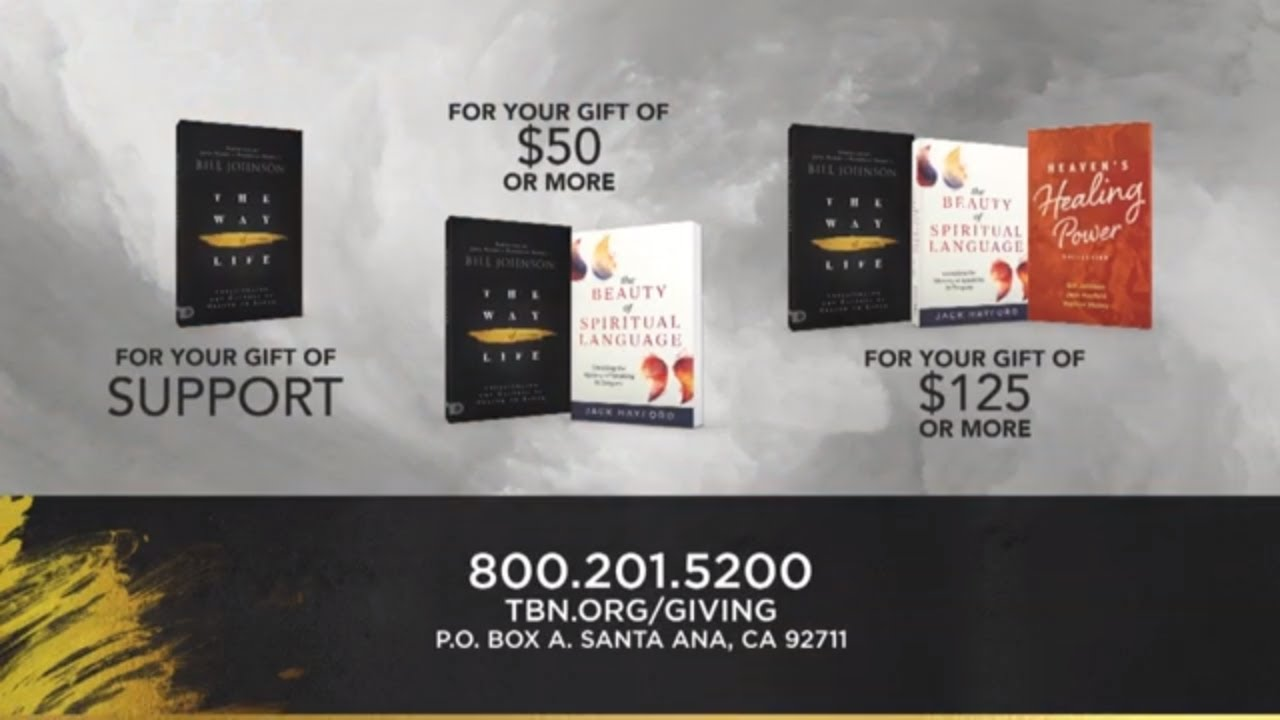 March 2019 Monthly Resource Offer | TBN