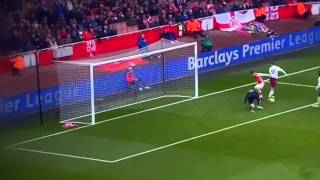 David Ospina best saves Arsenal