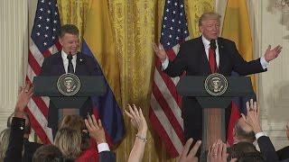 'Next question': Donald Trump denies urging Comey to drop Flynn probe