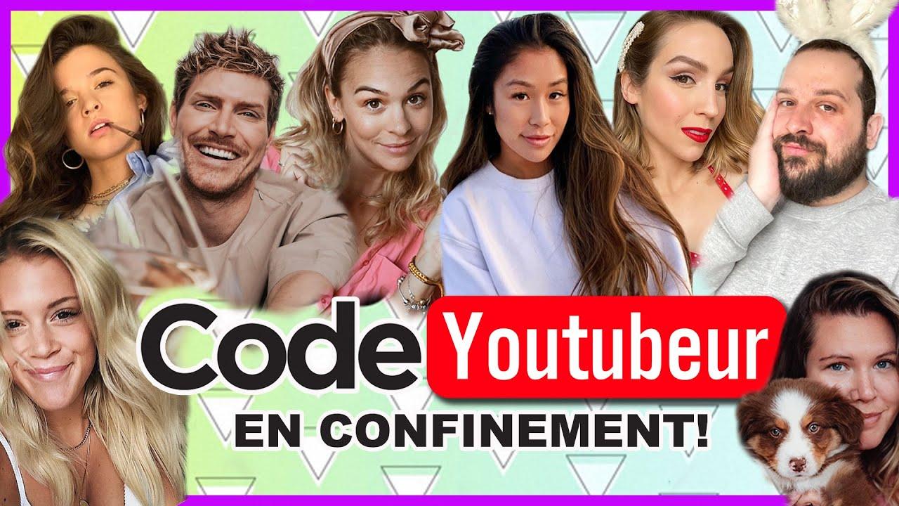 Tous les secrets des youtubeurs en CONFINEMENT! // P.O et Marina