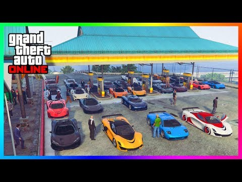 GTA Online Business Consolidation Update NEW Information  Collecting Cargo, Base Dering & MORE!