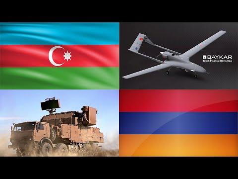 Детальный разбор второй карабахской войны