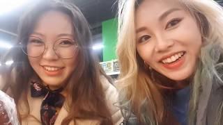 Кенха в  РУССКОМ МАГАЗИНЕ Перекрестке !Чего нет в Корее? КАВКАЗАЯ ТРАВА? 러시아 슈퍼마켓은 어떨까?КЕНХА|Kyungha
