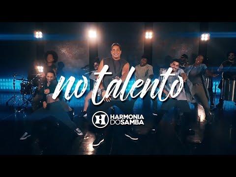 Harmonia do Samba - No Talento (Clipe Oficial)