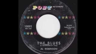 Alvin Robinson  The Blues