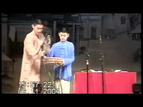 小辫儿张云雷2004年演出 Zhang Yunlei 2004 Crosstalk Compilation