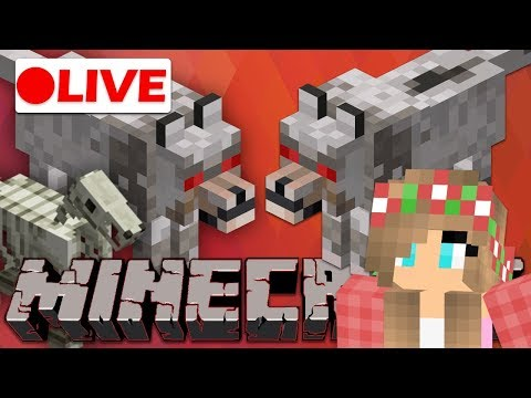 🔴 Minecraft Live Stream | Spooky Halloween Themed Survival Server! MoleCraft!