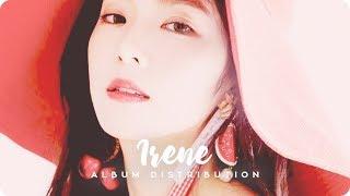 Irene (red velvet) - 5th ep 'the red summer'┃album line distribution
