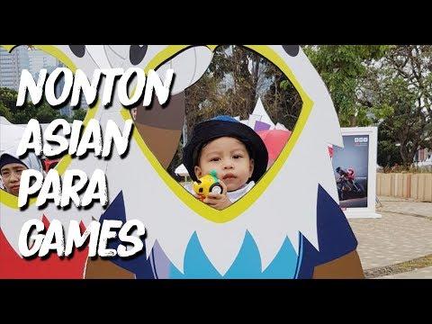 NONTON ASIAN PARA GAMES 2018!