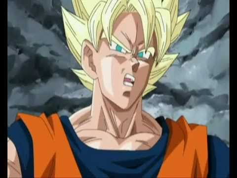 DBZ AMV # Sum 41 - Open your eyes