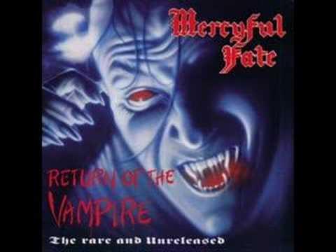 Mercyful Fate-Burning the Cross